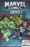 Cover Thumbnail for Marvel Comics (2019 series) #1000 [Gamestop Exclusive Cover]