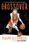 Cover for The Crossover (Houghton Mifflin, 2019 series)