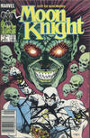 Cover for Moon Knight (Marvel, 1985 series) #3 [Canadian]