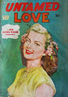 Cover for Untamed Love (Bell Features, 1950 series) #3