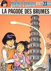 Cover for Yoko Tsuno (Dupuis, 1972 series) #23 - La Pagode des brumes