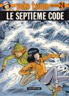 Cover for Yoko Tsuno (Dupuis, 1972 series) #24 - Le septième code