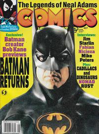 Cover Thumbnail for Comics Scene (Starlog Communications, 1987 series) #27 / 38