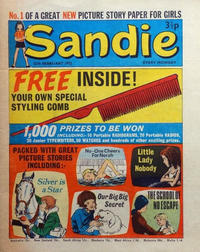 Cover Thumbnail for Sandie (IPC, 1972 series) #1