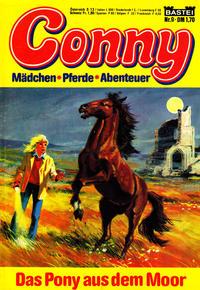 Cover Thumbnail for Conny (Bastei Verlag, 1980 series) #9