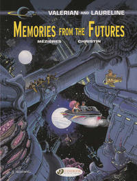 Cover for Valerian and Laureline (Cinebook, 2010 series) #22 - Memories from the Futures