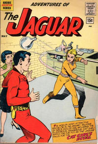 Cover Thumbnail for Adventures of the Jaguar (Archie, 1961 series) #6 [15¢]
