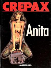Cover Thumbnail for Anita (Albin Michel, 1981 series) #1 [1988]