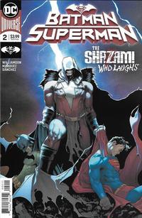 Cover Thumbnail for Batman / Superman (DC, 2019 series) #2 [David Marquez Cover]