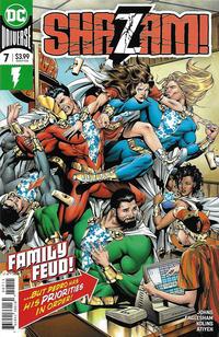 Cover Thumbnail for Shazam! (DC, 2019 series) #7 [Dale Eaglesham Cover]