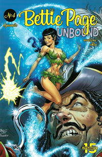Cover Thumbnail for Bettie Page Unbound (Dynamite Entertainment, 2019 series) #4