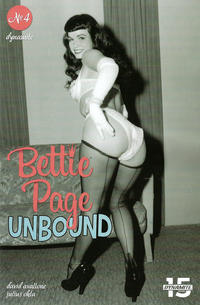 Cover Thumbnail for Bettie Page Unbound (Dynamite Entertainment, 2019 series) #4 [Cover E Photo]