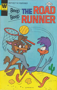 Cover Thumbnail for Beep Beep the Road Runner (Western, 1966 series) #58 [Whitman]