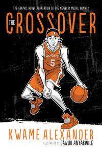 Cover Thumbnail for The Crossover (Houghton Mifflin, 2019 series)