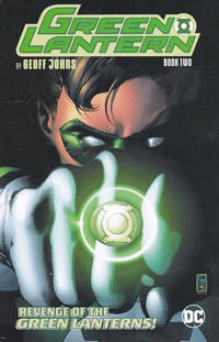 Cover Thumbnail for Green Lantern by Geoff Johns (DC, 2019 series) #2