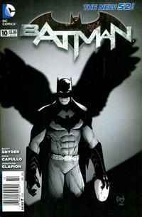 Cover Thumbnail for Batman (DC, 2011 series) #10 [Newsstand]