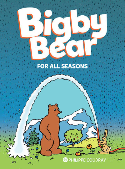 Cover for Bigby Bear (Humanoids, 2019 series) #2