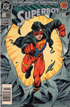 Cover for Superboy (DC, 1994 series) #0 [Newsstand]