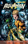 Cover for Aquaman (DC, 2013 series) #1 - The Trench