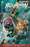 Cover for Aquaman (DC, 2013 series) #5 - Sea of Storms