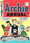 Cover for Archie Annual (Archie, 1950 series) #10 [35 cent]