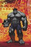 Cover Thumbnail for Immortal Hulk (2018 series) #20 [Aspen Comics / SDCC Exclusive Dale Keown Virgin Art (Grey Hulk)]