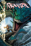Cover for Ragnarök (IDW, 2014 series) #1 [Second printing]