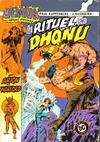 Cover for Démon (Arédit-Artima, 1985 series) #2