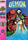 Cover for Démon (Arédit-Artima, 1985 series) #9