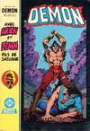 Cover for Démon (Arédit-Artima, 1985 series) #11