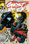 Cover Thumbnail for Ghost Rider (1990 series) #24 [Newsstand]
