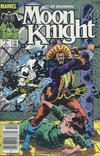 Cover for Moon Knight (Marvel, 1985 series) #4 [Canadian]