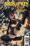 Cover for Birds of Prey (DC, 1999 series) #57 [Newsstand]