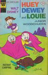 Cover for Walt Disney Huey, Dewey and Louie Junior Woodchucks (Western, 1966 series) #36 [Whitman]