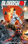 Cover Thumbnail for Bloodshot (2019 series) #1 [Borderlands Comics and Games - Billy Tucci]