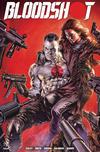 Cover Thumbnail for Bloodshot (2019 series) #1 [Comics to Astonish - Felipe Massafera]