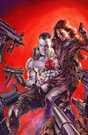 Cover Thumbnail for Bloodshot (2019 series) #1 [Comics to Astonish - Virgin Cover - Felipe Massafera]