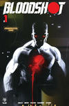 Cover Thumbnail for Bloodshot (2019 series) #1 [Groundbreaking Comics - Jeff Dekal]