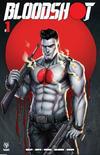 Cover Thumbnail for Bloodshot (2019 series) #1 [Comics Elite NYCC 2019 - Ryan Kincaid]