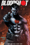 Cover Thumbnail for Bloodshot (2019 series) #1 [Harrisburg Comic Pop Con Four State Comic Con - Jimbo Salgado]