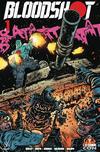 Cover Thumbnail for Bloodshot (2019 series) #1 [Metahumans Comics Daniel LACC - Warren Johnson]
