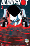 Cover Thumbnail for Bloodshot (2019 series) #1 [Oasas Comics LACC - David Baron]