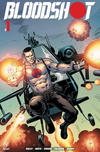 Cover Thumbnail for Bloodshot (2019 series) #1 [Shazam Comics and Toys - Joe Gri and Barry Kitson]