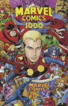 Cover Thumbnail for Marvel Comics (2019 series) #1000 [2nd Printing Variant Cover]