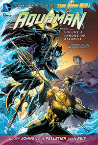 Cover Thumbnail for Aquaman (DC, 2013 series) #3 - Throne of Atlantis