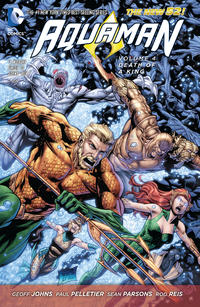 Cover Thumbnail for Aquaman (DC, 2013 series) #4 - Death of a King
