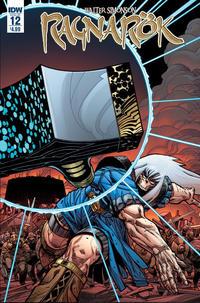 Cover Thumbnail for Ragnarök (IDW, 2014 series) #12