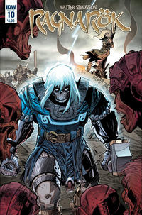 Cover Thumbnail for Ragnarök (IDW, 2014 series) #10