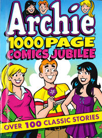 Cover Thumbnail for Archie 1000 Page Comics Jubilee (Archie, 2019 series)