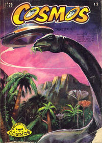 Cover Thumbnail for Cosmos (Arédit-Artima, 1967 series) #12